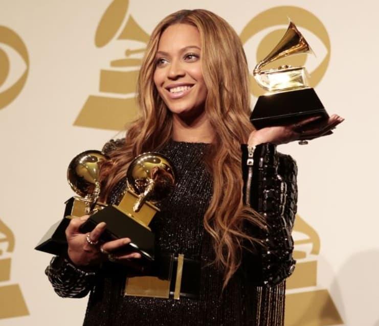 Beyoncé 22 Wins